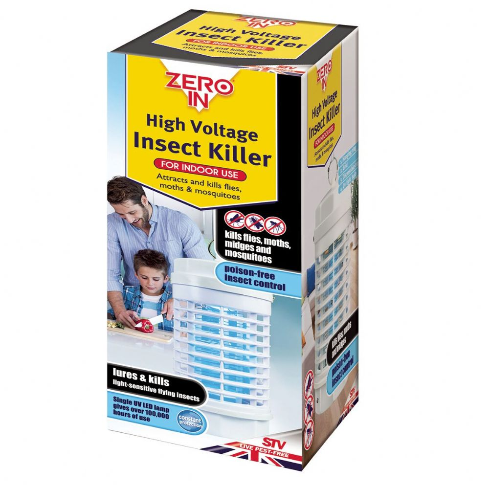STV Zero In High Voltage Insect Killer